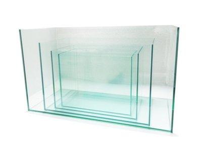 *海葵達人*白牌~新款超白玻璃缸2尺(空缸)同YIDING Skylight 超白玻璃缸*可貨到付款