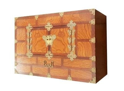 鳳崗文創---{傢俱30}---日式多福木櫃--尺寸: 30.5cm×54cm×高度39cm