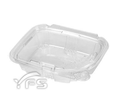 Classics安全扣食品盒-PL8(8oz) (餅乾盒/沙拉盒/蔬果盒/麵包盒/點心盒)