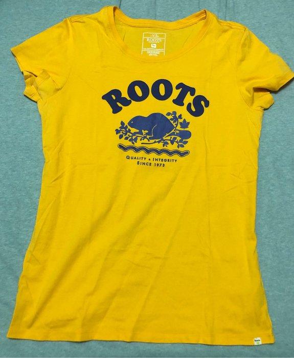 Roots 二手短T—1件$500