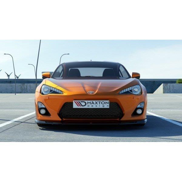 波蘭 Maxton Design 下擾流 側擾流 後擾流 定風翼 尾翼 下包 大包 Toyota 全車系 專車 專用