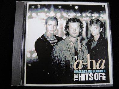 【198樂坊】最好的a-ha(Take on Me..........無IFPI德版)DN