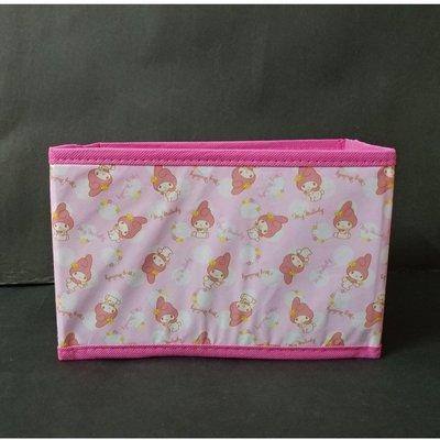Sanrio My Melody Storage Box 可摺式儲物收納紙盒 25cm x 13cm x 16.5cm