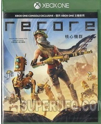 100% 全新 XB1 RECORE (CHI / Asia) 核心機群(中文 / 亞洲版) XBO-0260