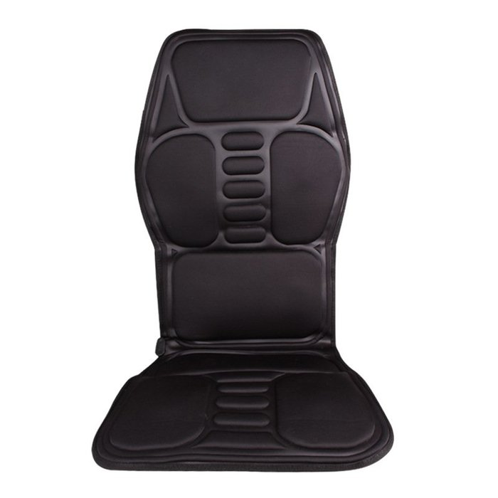 汽車按摩坐墊 電動多功能靠墊按摩椅墊車載家居兩用按摩器材通用