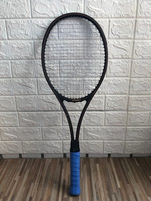 【TennisMan】 經典傳統硬身拍 PROKENNEX BLACK ACE 碳纖維 網球拍