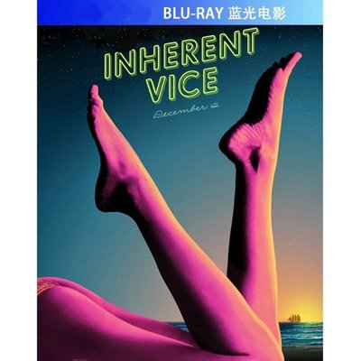 【藍光電影】性本惡 Inherent Vice(2014) 64-072