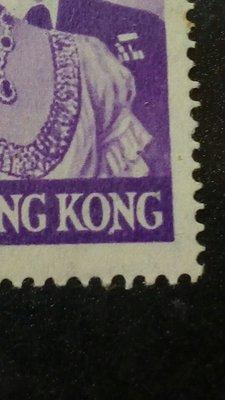 [lapyip1230 香港錯體票] 1948年 銀婚 壹角 - N字長尾 (總存世量少於五萬隻) 原膠新票 Mint