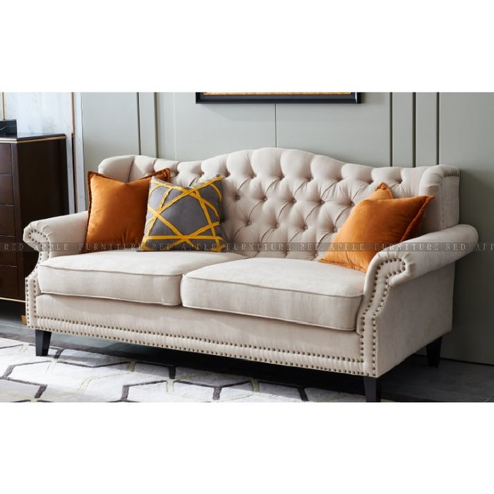[紅蘋果傢俱]JX-09 1+2+3 沙發椅 布藝沙發 皮沙發 沙發 腳踏