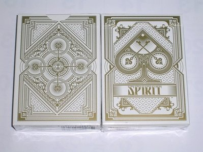 【USPCC撲克】Spirit standard no emboss and no foil 平紋