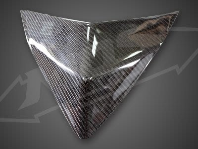 誠一機研 MOS部品 YAMAHA-GTR-AERO 大盾貼片 碳纖維 卡夢 CARBON