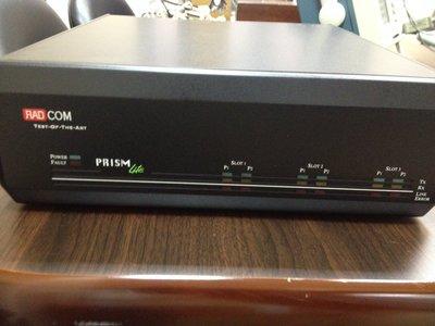 【弘燁科技】 二手儀器 RADCOM Prism Lite Protocol Analyzer