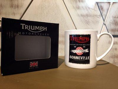 凱旋 英國原裝進口 原廠 triumph bonneville 系列 馬克杯 t100  cafe 咖啡 重機