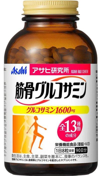 720粒 90天份 超值 筋骨軟骨素 日版 原裝正品 Asahi 朝日 LUCI日本代購