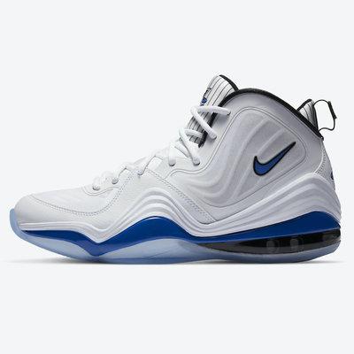 R代購 Nike Air Penny 5 V Orlando Magic 藍白 奧蘭多魔術 CN0052-100