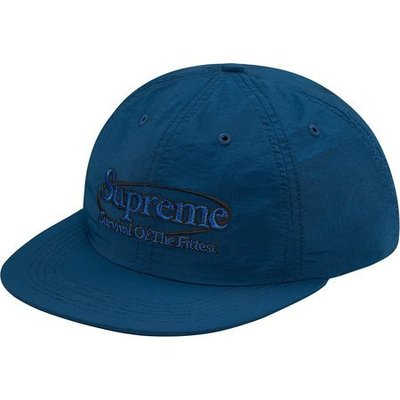 (TORRENT) 2017 秋冬 Supreme Survival Nylon 6-panel 深藍