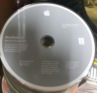 MacBook AIR --MAC OS X INSTALL DVD--10.6 /2手