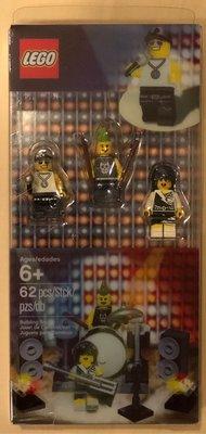 (JEFF) LEGO 850486 搖滾音樂組 Rock Band Set 非 8803 8804 8831