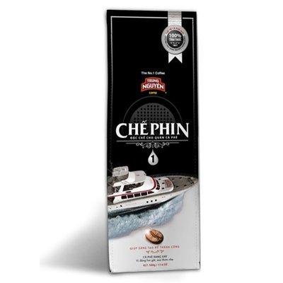 【越南中原咖啡】法式滴漏系列-原磨咖啡粉1號-遊艇(Che Phin 1)