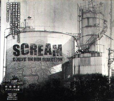 八八 - Scream - Count On Dim Direction - 日版