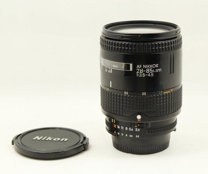 【台南橙市3C】Nikon NIKKOR AF 28-85mm F3.5-4.5 二手 單眼鏡頭 # 49537