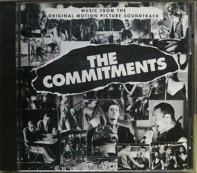 原聲帶 追夢者 The Commitments 無IFPI 二手歐版