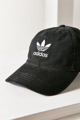adidas Logo CAP 三葉草 老帽 帽子