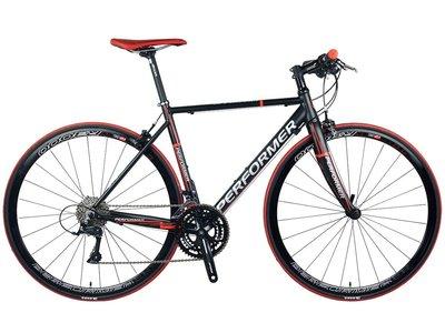 (J.J.Bike) Performer卜赫馬 Storm sora lll平把27速 公路車 變速 色系 自由搭