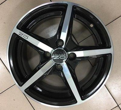 【優質輪胎】OZ 16吋 4孔100全新鋁圈_義大利製(YARIS FIT VIOS SWIFT CIVIC可用)三重區