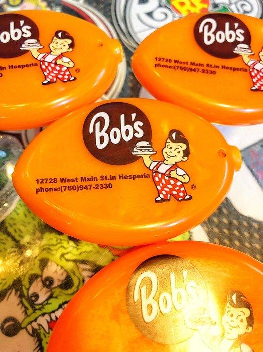 (I LOVE 樂多) 美國進口 正版 BIG BOY 漢堡男孩 橢圓零錢包 送人自用兩相宜