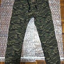 全新Cotton On 迷彩 Jogger Pants W30 實腰32吋 Green Camo 束腳褲