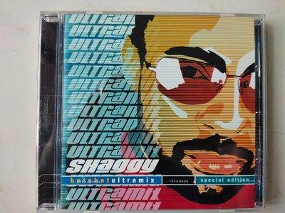 二手CD~SHAGGY 夏奇( HOTSHOT ULTRAMIX 最搶手混音精選+新曲)保存良好近全新,曲目在圖二