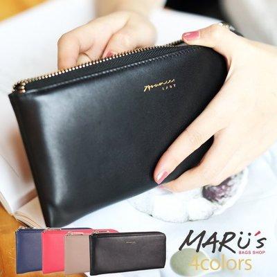 MARU`S BAGS SHOPPlain Lady真皮長夾[LN-606]anello 新色空氣包新品