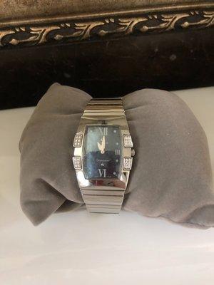 Selina精品 我的二手錶 真品OMEGA 水桶錶