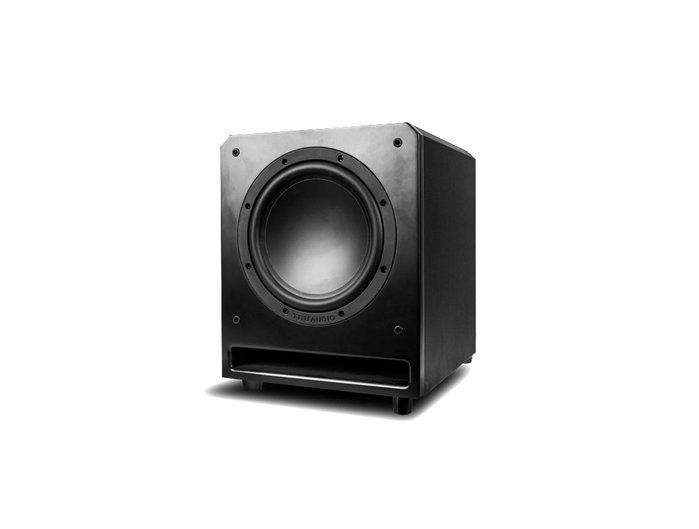 【昌明視聽】美國 TRUAUDIO SS-8 超重低音喇叭 公司貨 主動式100瓦 8吋