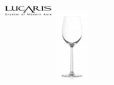 ~All Castles~ Lucaris 上海芮思琳酒杯 320 cc (6入) (LS03RL11) Riesling 紅酒杯 白酒杯