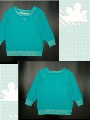 美國品牌 J.CREW 五-七分袖毛線衣 S