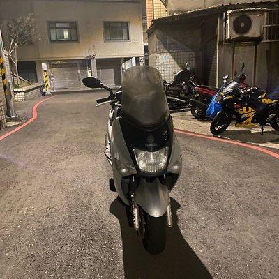 Yamaha Majesty 125 馬車125