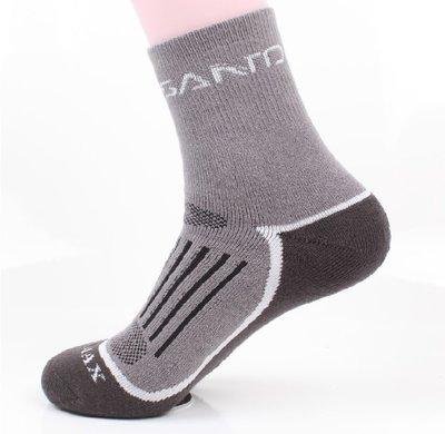 【露西小舖】Santo減震加厚高吸濕襪排汗襪透氣襪速乾襪跑步襪滑雪襪運動襪戶外襪登山襪休閒襪(男款)