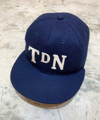 Tenur De Nimes x Ebbets Field Flannels Ball Cap
