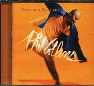八八 - Phil Collins - Dance Into Light