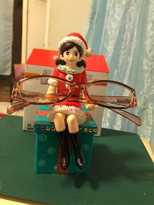 【 鑲鑽 杯緣子 】聖誕節鑲鑽版。可架眼鏡、筷子、筆⋯等,美觀實用。附底座,可放飾品、小物。全新現貨特價。就是與眾不同。