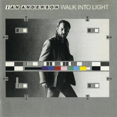 美國二手黑膠Ian Anderson/Walking into light