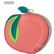 IN House* 春夏可愛水果造型卡片零錢包~水蜜桃子 (特價)