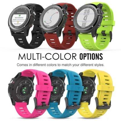 【LUCKY CO.】佳明Garmin Fenix3 hr手錶帶 飛耐時3螺絲刀錶帶環扣表扣塑膠環圈
