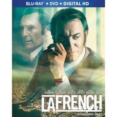 【藍光電影】法國緝毒風雲/法國毒網 La French(2014) 63-058
