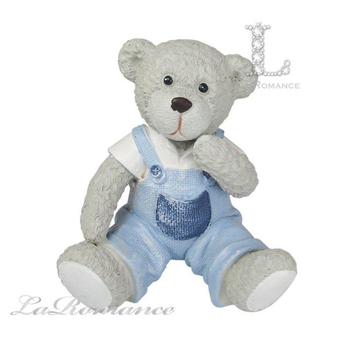 【義大利 Cupido & Company 特惠系列】 白色男生情侶熊 (大) / 泰迪熊 / 童趣動物