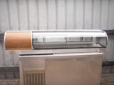 五尺  桌上型卡不里台     冷藏櫃