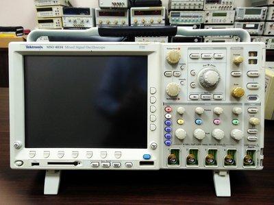 【弘燁科技-專業儀器】-太克 Tek MSO4034 二手儀器,儀器租賃 示波器 維修、租賃、回收儀器另洽