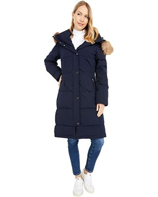 kate spade new york Heavyweight Stretch Down Puffer Coat
